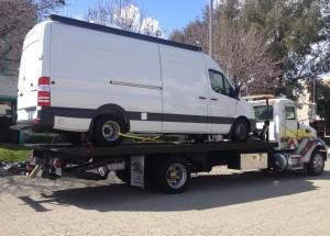 Van Shipping