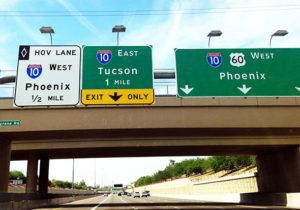 Tucson Woman Survived Truck Crash