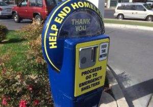 Tucson adding parking meters to raise money for the homeless
