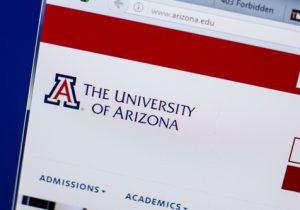 university of arizona fall semester