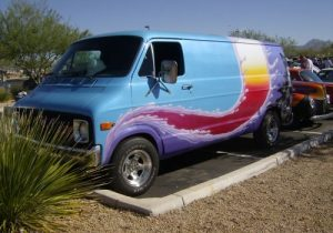Supervan: The Coolest Vehicle Ever