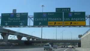 Read more about the article Why is the I-10 Ranked the Deadliest Road in America?
