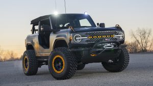 Read more about the article Ford Bronco Stronger Than Ever Before, By The Looks Of 2021 Model